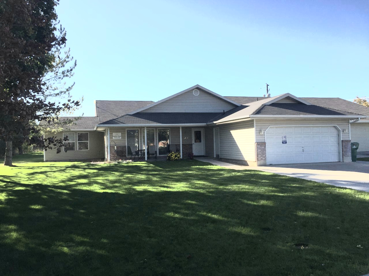 Brighton House assisted living facility in Riverton, Utah