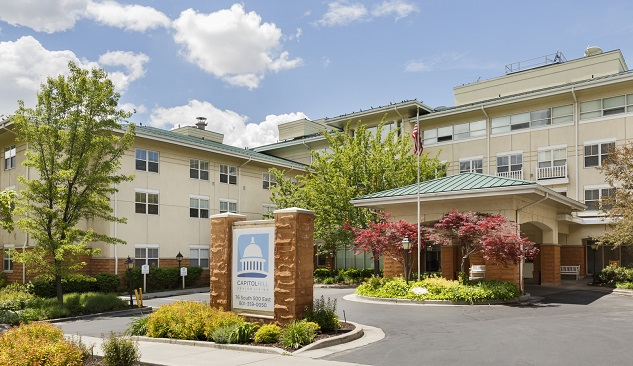 CAPITOL HILL SENIOR LIVING IN SALT LAKE CITY UTAH