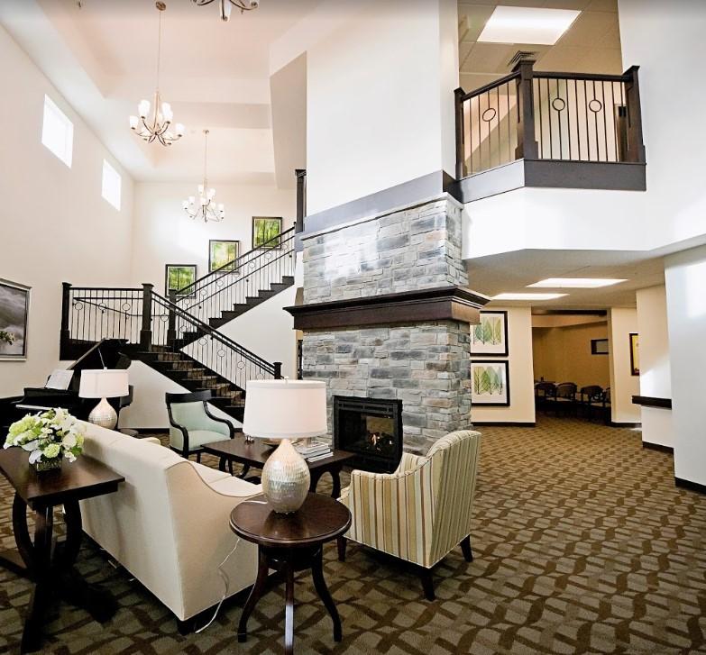Riverway South Jordan, Utah assisted living and memory care facility