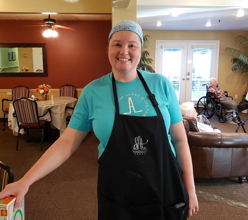 Megan administrator Alta Ridge Assisted Living SLC UT